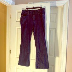 4/45 - Liz Claiborne Blue Jeans